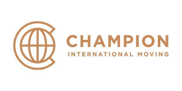 Champion International Moving Logo