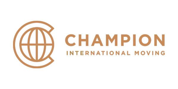 Champion International Moving Logo