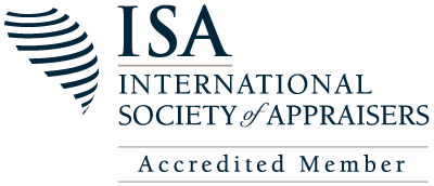International Society of Appraisers Logo