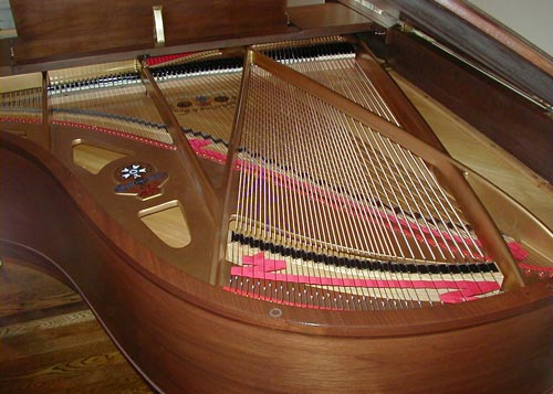 Piano Restoration - After
